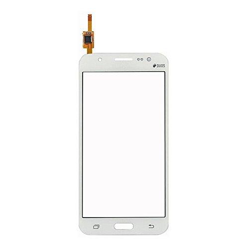 UU FIX Pantalla Táctil para Samsung J5 J500 J500F (Blanco), Pieza de reparación de Repuesto digitalizador con(LCD no incluidos).