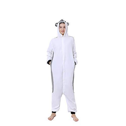 MA Pijama Pijamas de Erizo Kigurumi Onesie Hombres Mujeres Pijamas de Animales Unisex Pijama de una Pieza Adultos Cosplay Disfraz Ropa de Dormir Halloween-Erizo_L