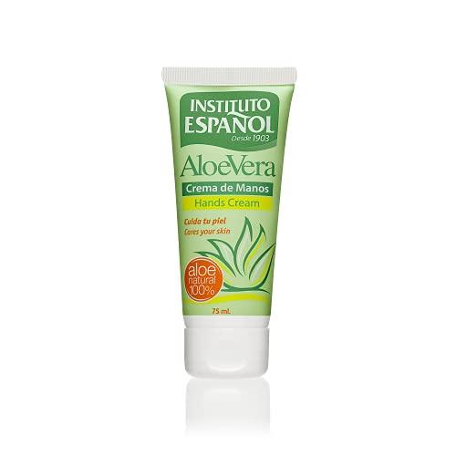Instituut Spaanse handcrème Aloë Vera - 75 ml