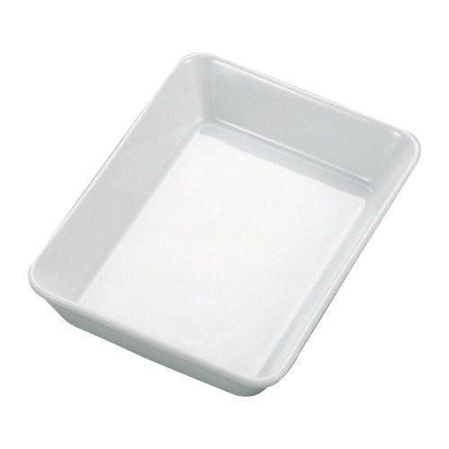 白磁オーブンウェア ラザニア 10インチ