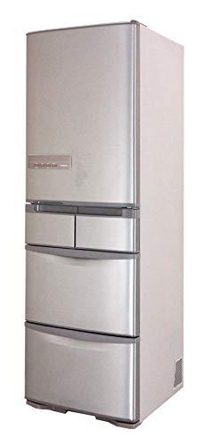 日立 ビッグ&スリム60 冷蔵庫 ステンレスシャンパン R-K40G SN