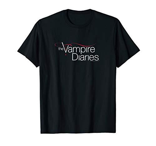 Vampire Diaries Logo T Shirt