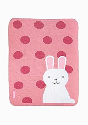 Cosatto Cochecito de bebé Cochecito Cochecito, Bunny Buddy, algodón peinado de punto, nuevo regalo para bebé