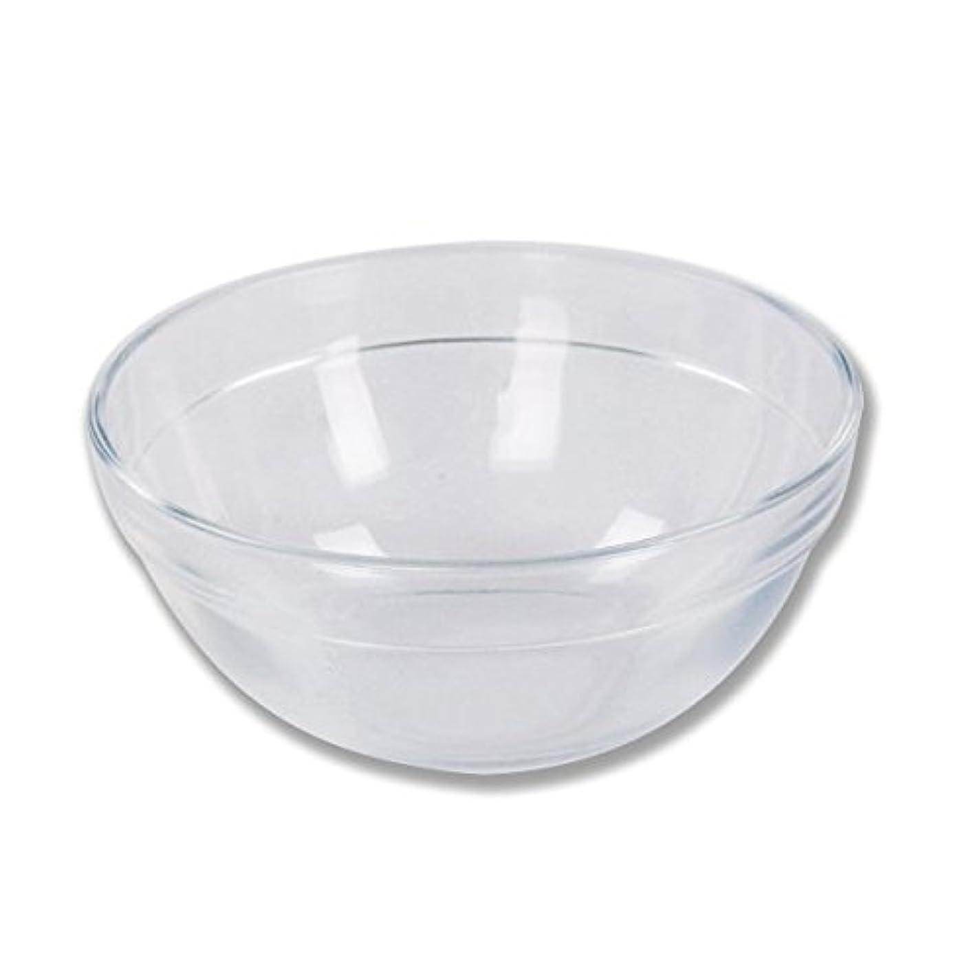 見込み皮スタジオガラスボウル (XLサイズ) [ ガラスボール カップボウル カップボール エステ サロン ガラス ボウル カップ 高級感 ]