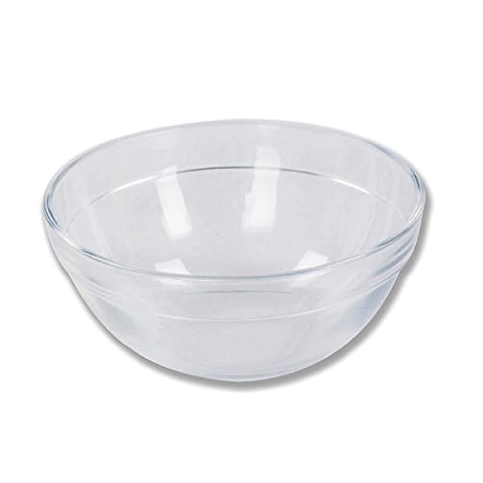 セント開発する基礎理論ガラスボウル (Mサイズ) [ ガラスボール カップボウル カップボール エステ サロン ガラス ボウル カップ 高級感 ]