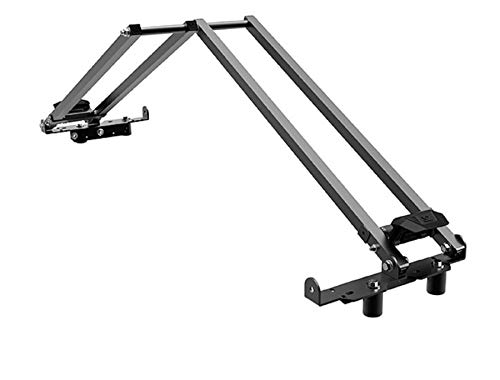 Orange Cycle Parts Armory X Rack for Gun Case Rack for Kubota RTV X by Seizmik 07103