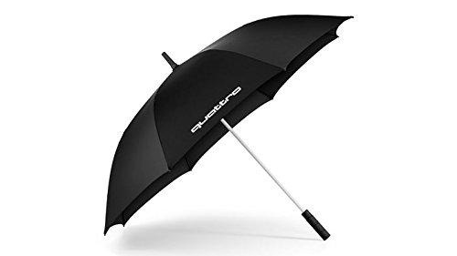 Originele Audi quattro paraplu paraplu scherm zwart 130 cm