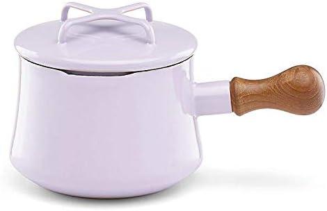 Dansk 879406 Spasm price Kobenstyle Lavender 1 Some reservation Saucepan LB Qt. Purple 2.45