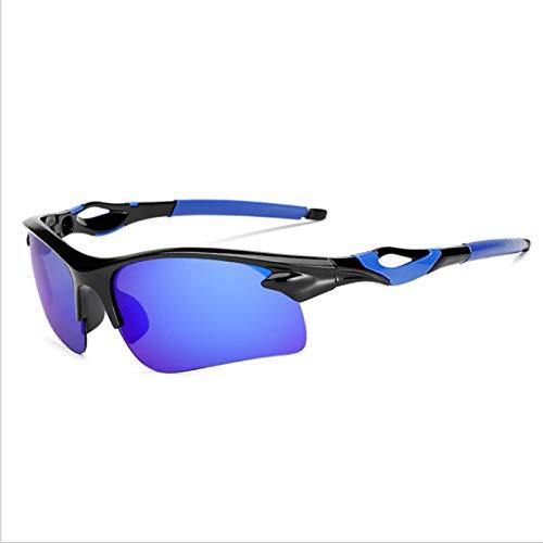 Gafas de bicicleta con protección UV400, gafas de sol deportivas polarizadas anti-ultravioleta, hombres y mujeres que montan pesca al aire libre gafas deportivas de golf