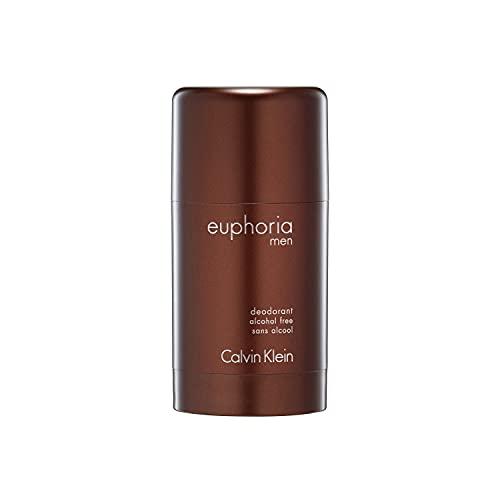 Calvin Klein euphoria for Men, 2.6 Fl. Oz. Deodorant