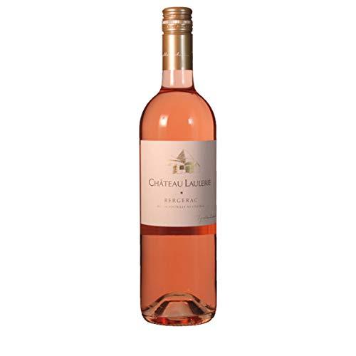 Dubard 2019 Château Laulerie Bergerac Rosé AOC 0.75 Liter