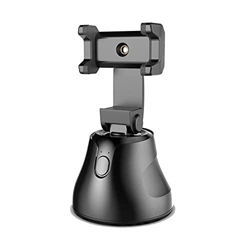 Auto Smart Disparo Selfie Stick 360 ° Objeto Soporte de Seguimiento All-in-One Rotación Face Rastreo Cámara Titular del teléfono