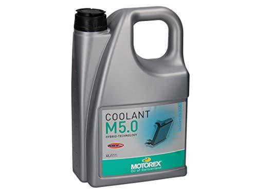 Motorex Coolant M5.0 Ready to Use Kühlflüssigkeit 4 Liter