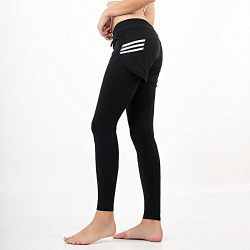 WENHUA Morbido per Sportivi o Casual Pantaloni da Yoga, Pantaloni Running Stretch Danza Pantaloni Fitness Outdoor Donna,-B_L, Pantaloni Yoga Donna Leggings Push Up Sportivi