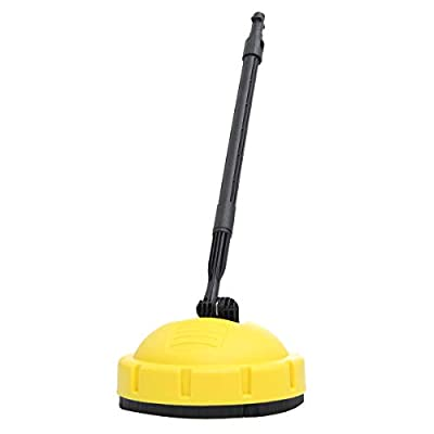 Glossia High Pressure Washer Rotary Surface Cleaner for Karcher K Series K2 K3 K4 Cleaning Appliances by Glossia