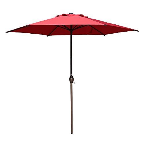 Abba Patio 9ft Patio Umbrella Outdoor Umbrella Patio Market Table...
