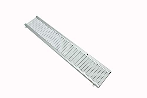 Pasarela Fija Aluminio Antideslizante 180 / 200 / 220 / 250 Cm Personalizable