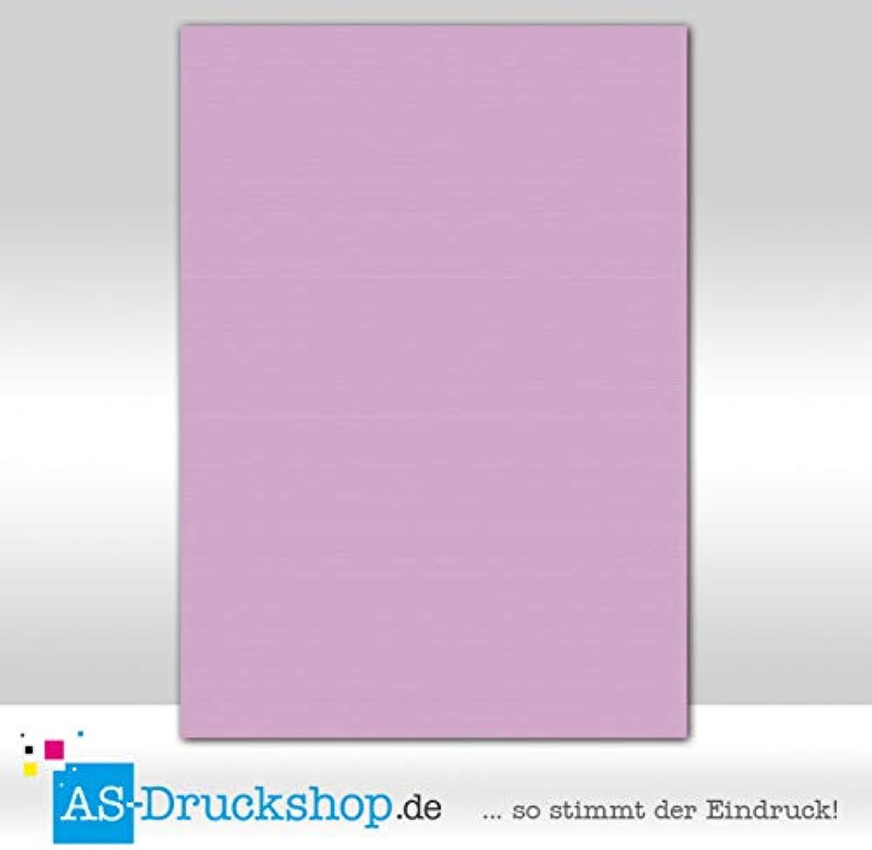 Farbiges Papier Schreibpapier - Flieder   50 Blatt DIN A4   220 g-Papier B07GFP9XMZ    Outlet Online