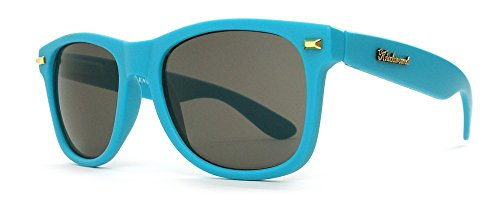 Sonnenbrillen Knockaround Fort Knocks Turquoise / Smoke