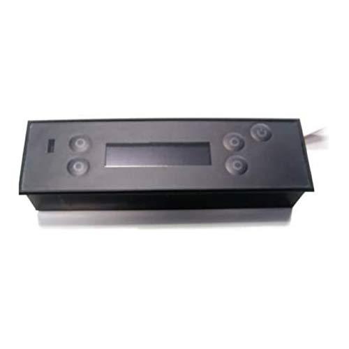 Display - Pannello di controllo ORIGINALE MCZ cod. 414508022 per stufe pellet con cavo flat incluso