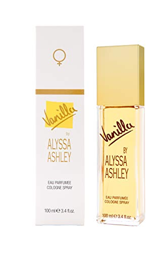 Alyssa Ashley Vanilla femme / woman, Eau de Cologne, 100 ml