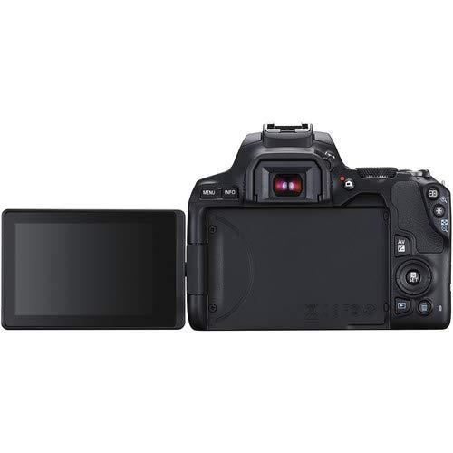 Canon EOS 250D / Rebel SL3 Digital SLR Camera Body w/Canon EF-S 18-55mm f/4-5.6 Lens...
