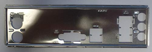 ASRock H61M-VG4 - Blende - Slotblech - IO Shield #303179
