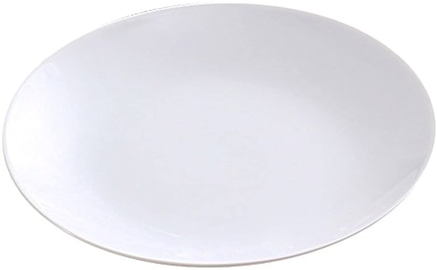 Yanco AC-16-C ABCO 16  Coupe Plate, Porcelain, Super White, Pack of 3