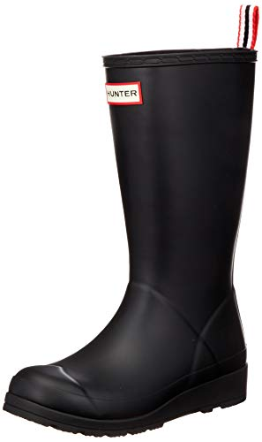 Bota Hunter Original Play Tall Negro 37 Negro