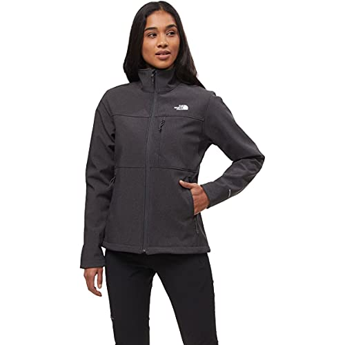The North Face Women's Apex Bionic Jacket, TNF Dark Grey Heather, S