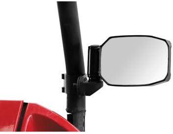 price Seizmik UTV Strike Side View Mirror X4 for 2018 Wolverine Yamaha Raleigh Mall