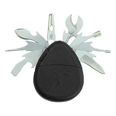 Nuggy 2 | The 10-in-1 Smoker's Multi-tool (Black)