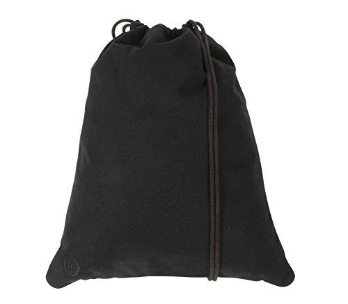 Mi-Pac Premium Kit Bag Sac à Cordon, 47 cm, Noir(Canvas Black)