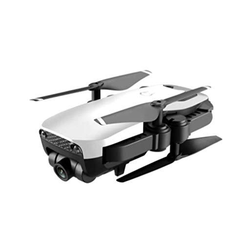 PAKUES-QO Quadcopter UAV Cámaras Duales 1080P O 4K Fhd Drone Plegable, FPV App Control De Movimientos De Posicionamiento De Flujo Óptico Cámara De Mano para Adultos Bolsa De Almacenamiento, Negro, 4K
