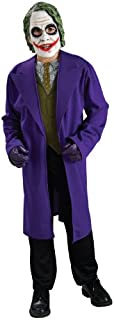 Tween The Joker Costume - Batman Dark Knight
