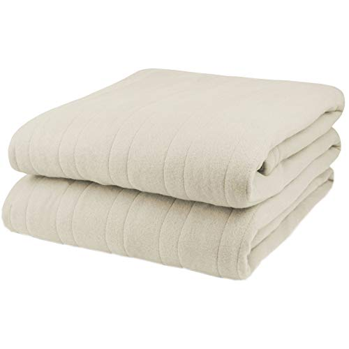 Biddeford Comfort Knit Fleece Heated King Blanket