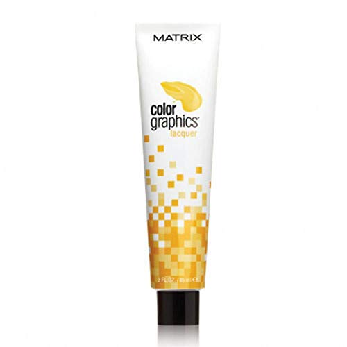 Matrix COLOR GRAPHICS LACQUER - direkteinziehende Tönung - Yellow - 85ml