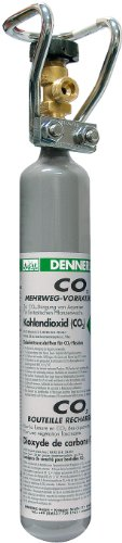 Dennerle Bouteille CO2 500 g RECHARGEABLE