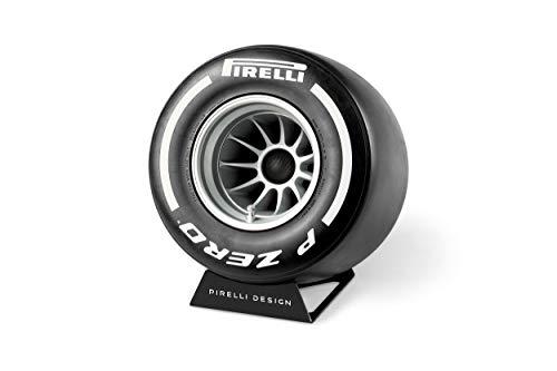 ixoost Pirelli pzero Sound Altavoz con Bluetooth, Blanco