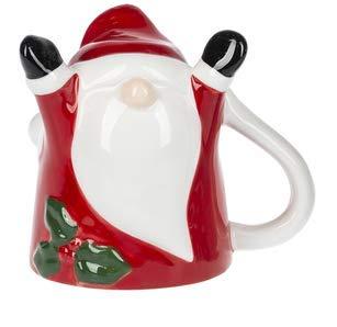 Holiday Gnome Espresso Shot Mugs - Color May Vary
