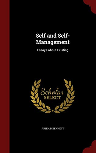 Download Self and Self-Management: Essays about Existing 1298643864