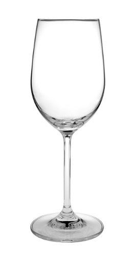 anchor hocking unbreakable wine glasses Anchor Hocking Vienna Wine Glasses, 12 Oz, Clear