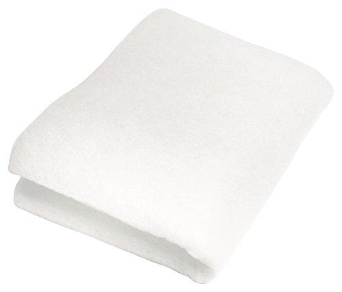 Filtre universel anti-graisse pour hotte à découper à la taille - 114 x 47cm