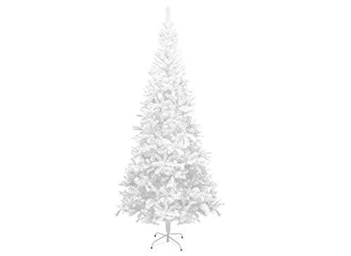 Árbol de Navidad artificial L, 240 cm, ramas de espinas, imitación de árbol de Navidad artificial