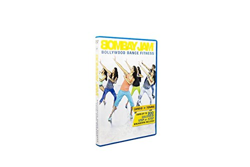 Mona Khan Company Bombay Jam Bollywood Dance Workout - DVD