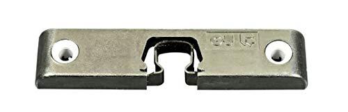 GU Türschnäpper/Balkontürschnäpper/Fensterschnäpper 939224-02 (6-29892-02-0-1) inclusive Rollzapfen & SN-TEC Montagematerial