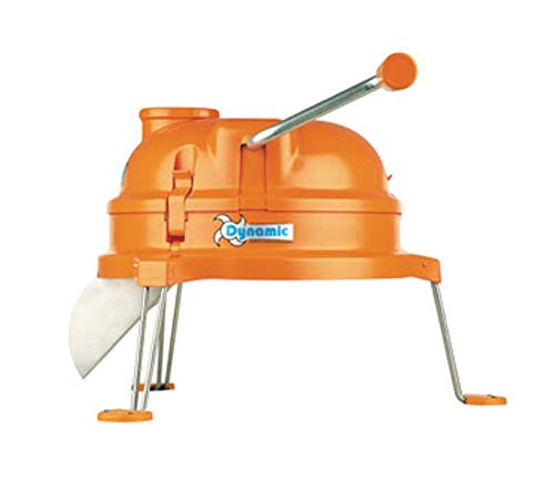 """Dynamic Dynacube Vegetable Cutter - 14x14/ 1/2""""-Yellow"""