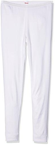 Damart Legging Double Chaleur Thermolactyl Degré 5 Bas Thermique, Blanc (Blanc 16853-01010-), 46 (Taille Fabricant:L) Femme