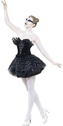swan black Gothic Costume-Size l