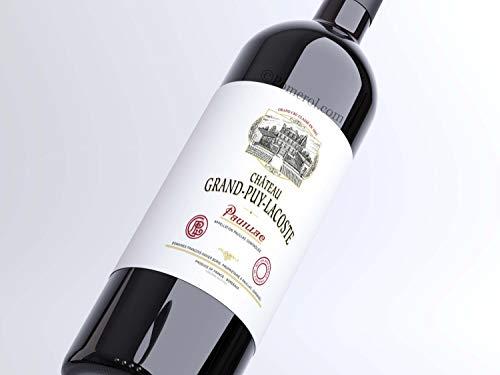 X12 Château Grand-Puy-Lacoste 2009 75 cl AOC Pauillac 5ème Cru Classé Vino Tinto